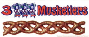 3-Musketiers-barre-tatouee
