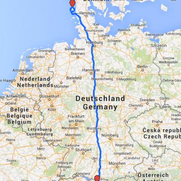 Ich hab das ernst gemeint ~ Barfuß durch Deutschland zu gehen