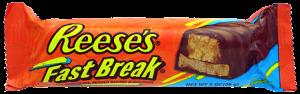 schokoriegel reese's fast break