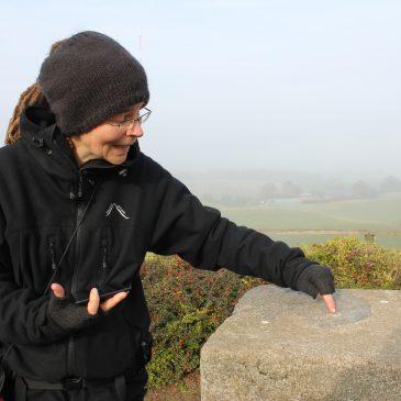 Den höchsten Punkt Schleswig-Holsteins erklommen