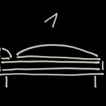 Was ne harte Nacht – die erste Nacht auf dem Boden