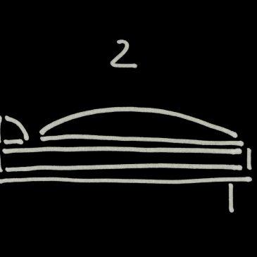 Aua – die zweite Nacht auf dem Boden