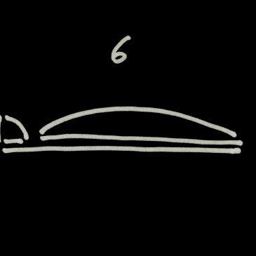 Ich schlafe fast durch – die sechste Nacht auf dem Boden