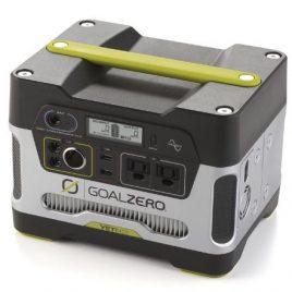 Goal Zero Yeti 400 – für genügend Strom unterwegs