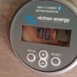 Victron Batterie Monitor BMV 712 smart sogar mit Bluetooth