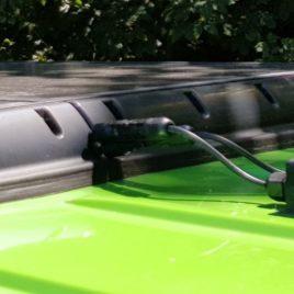 Solarkabel inklusive wasserdichter Steckverbindungen – funzt